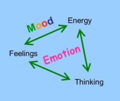 feelings and energy and thinking
