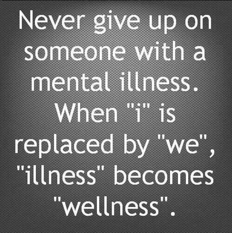 Illness Becomes Wellness